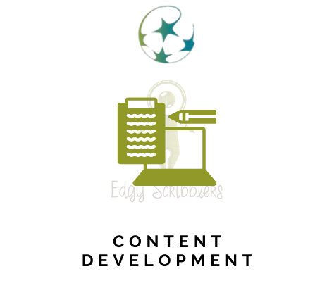 Content Development for organisations